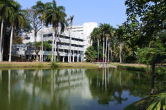 Université de Chiang Mai Photographie stock libre de droits