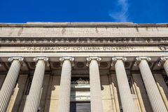 Université de Columbia Images libres de droits