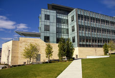 Université de construction de technologie biologique de Washington Photographie stock