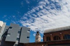 Université de fédération dans Ballarat Images stock