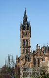 Université de Glasgow Image libre de droits