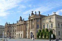 Université de Humboldt de Berlin photographie stock libre de droits