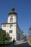 Université de jésuite dans Kutna Hora, République Tchèque Image libre de droits
