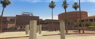Université de l'Etat d'Arizona Art Museum, Tempe, Arizona Photographie stock libre de droits