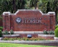 Université de la Floride images libres de droits