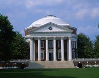 Université de la Virginie, Charlottesville, la Virginie Images stock