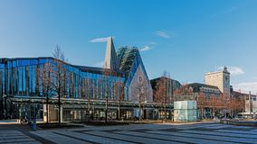 Université de Leipzig photos stock