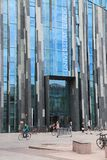 Université de Leipzig, Allemagne image libre de droits