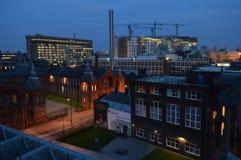 Université de Liverpool Photos stock