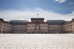Université de Mannheim Photos libres de droits