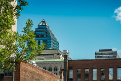Université 1501 de McGill Photo stock