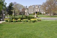 Université de Moravian image libre de droits