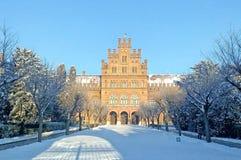 Université de national de Yuriy Fedkovych Chernivtsi Image libre de droits