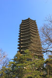 Université de Pékin Photos stock