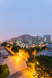 Université de Pékin d'aéronautique et d'astronautique Photo stock