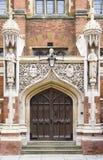 université de rue de l'Angleterre johns d'université de Cambridge Photo stock
