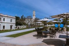 Université de San Diego Campus photos stock