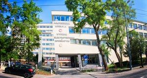 Université de technologie de Lublin, Politechnika Lubelska image libre de droits