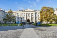 Université de trinité de Dublin Photographie stock libre de droits