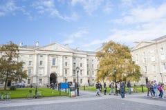 Université de trinité de Dublin Photo libre de droits