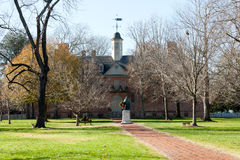 Université de William et de Mary Image libre de droits