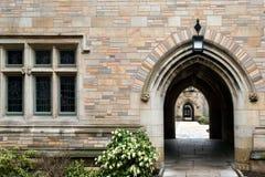 Université de Yale photos stock