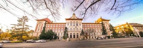 Université des ressources naturelles et des sciences de la vie Vienne, Autriche Images stock