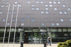 Université en Pologne images stock