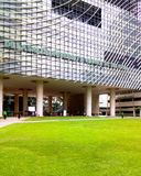 Université Henry& x27 de De La Salle ; halls de s Image libre de droits