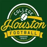 Université Houston de conception Photographie stock