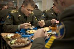 Université militaire russe. images libres de droits