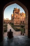 Université Peshawar Pakistan d'Islamia Photos stock