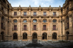 Université Pontificia photographie stock libre de droits