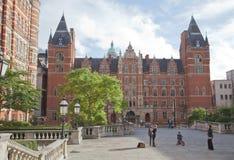 Université royale de la musique Images stock