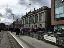 Université royale des chirurgiens Dublin Photographie stock libre de droits