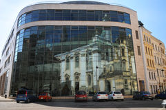 Université - Wroclaw Images stock