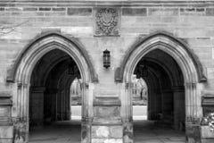 université yale photographie stock libre de droits