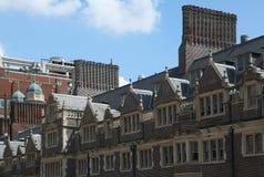 Università della Pennsylvania Fotografie Stock
