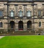 Universit? di Edimburgo fotografia stock