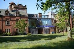 Universit? di Glasgow Dumfries Campus immagine stock