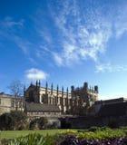 université Oxford d'église du Christ Photo stock