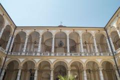 The Universita di Torino - Turin University Stock Image