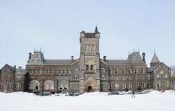 Universitaire Universiteit, de Universiteit van Toronto Royalty-vrije Stock Fotografie