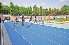 universitari italiani campionati του 2011 Στοκ Φωτογραφία