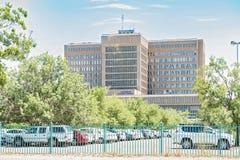 Universitas akademikersjukhus Fotografering för Bildbyråer