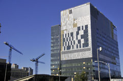 Universite de蒙特利尔的医院中心 库存照片