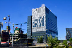 Universite de Montreal's Hospital Center Royalty Free Stock Image
