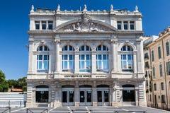 Universite de Nimes France Stock Images