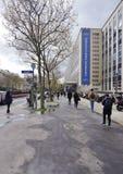 The Universite Paris-Dauphine (Dauphine university) in Paris royalty free stock image