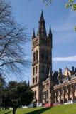 Universiteit 1 van Glasgow Stock Foto's